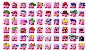 Kirby Hat Chaos by professorfandango