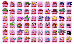 Kirby Hat Chaos