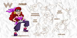 SMASH: Syrup