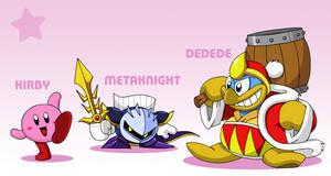 SMASH: Kirby Team