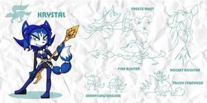 SMASH: Krystal