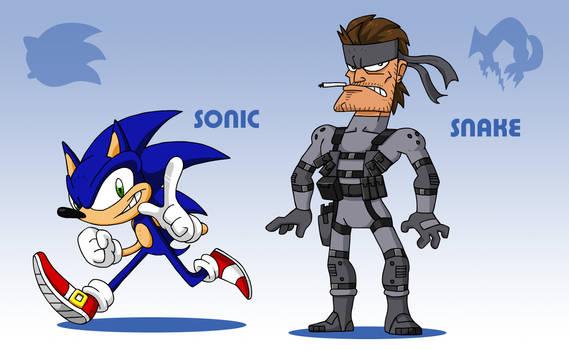 SMASH: Sonic Team