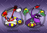 SMRPG: Cloaker and Domino