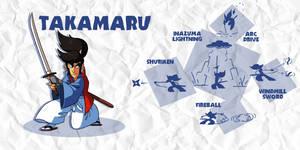 SMASH: TAKAMARU