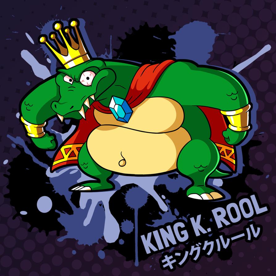 SMASH 150 - 015 - KING K. ROOL by professorfandango