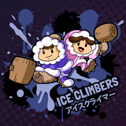 SMASH 150 - 044 - ICE CLIMBERS by professorfandango