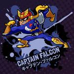 SMASH 150 - 081 - CAPTAIN FALCON