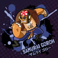 SMASH 150 - 082 - SAMURAI GOROH by professorfandango
