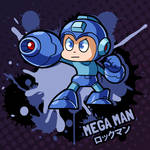 SMASH 150 - 144 - MEGA MAN