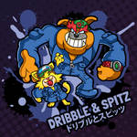 SMASH 150 - 158 - DRIBBLE AND SPITZ