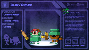 Encyclotrivia - INLAW/OUTLAW
