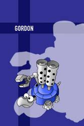 Hazard Labs: Gordon by professorfandango