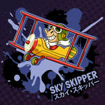 NINTENDO PLAYERS - 196 - SKY SKIPPER