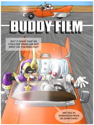 BUDDY FILM by professorfandango