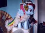 Rainbow Dash's gala dress