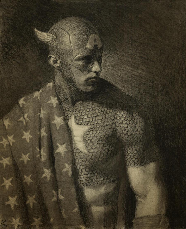 Captain America by deadhead16mb