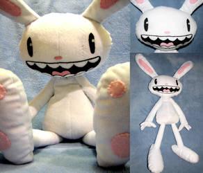 Max the Manic Bunny by Infernoferren