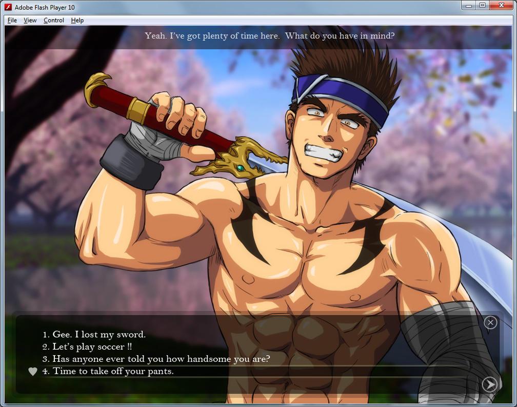 Gay Online Flash Games