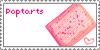 Poptarts Stamp by Dinosaur-Pants