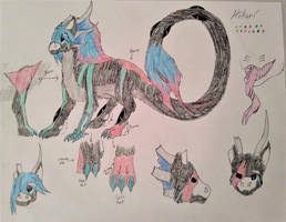 Hikari has changed... by Otterdragon