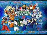 Megaman 3 wallpaper 4:3