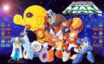 Megaman wallpaper 16:10