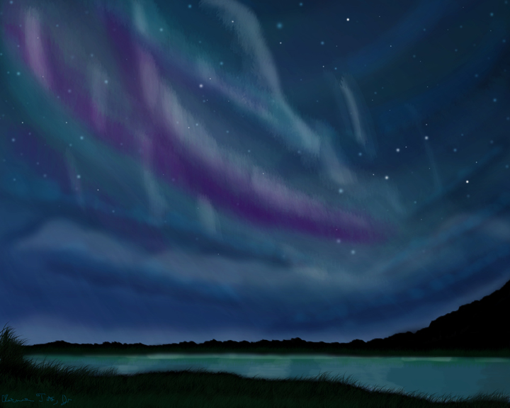 Aurora by stargateatl