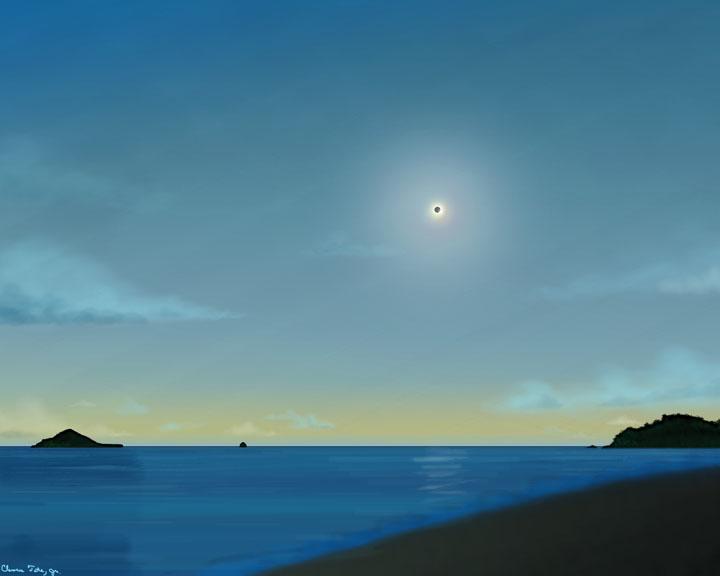 Diamond In The Sky by stargateatl