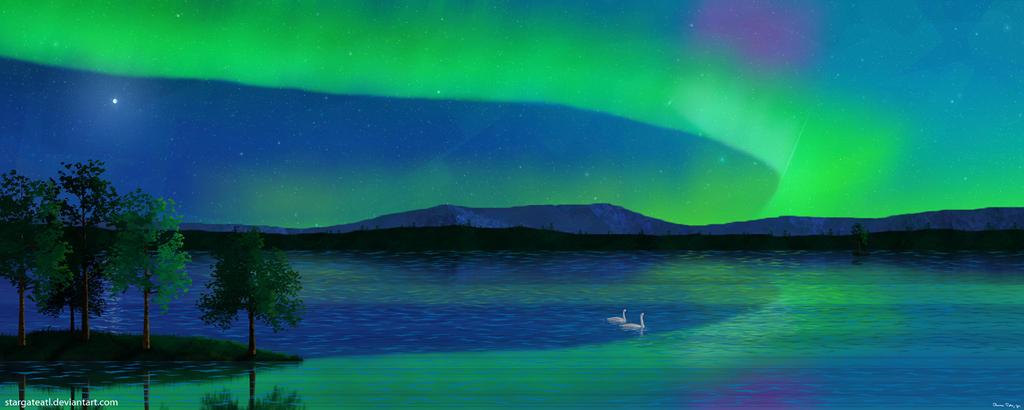 Polar Light by stargateatl