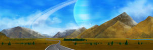 Wide Expanse (Planet Version)