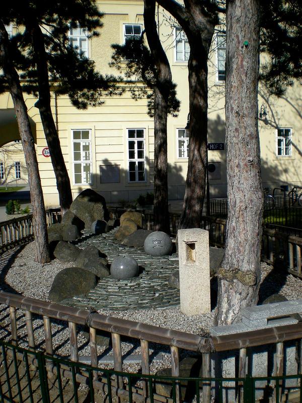 Stone Garden in Vienna by Chron1