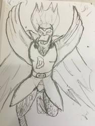 Duck Hero?  by Chron1
