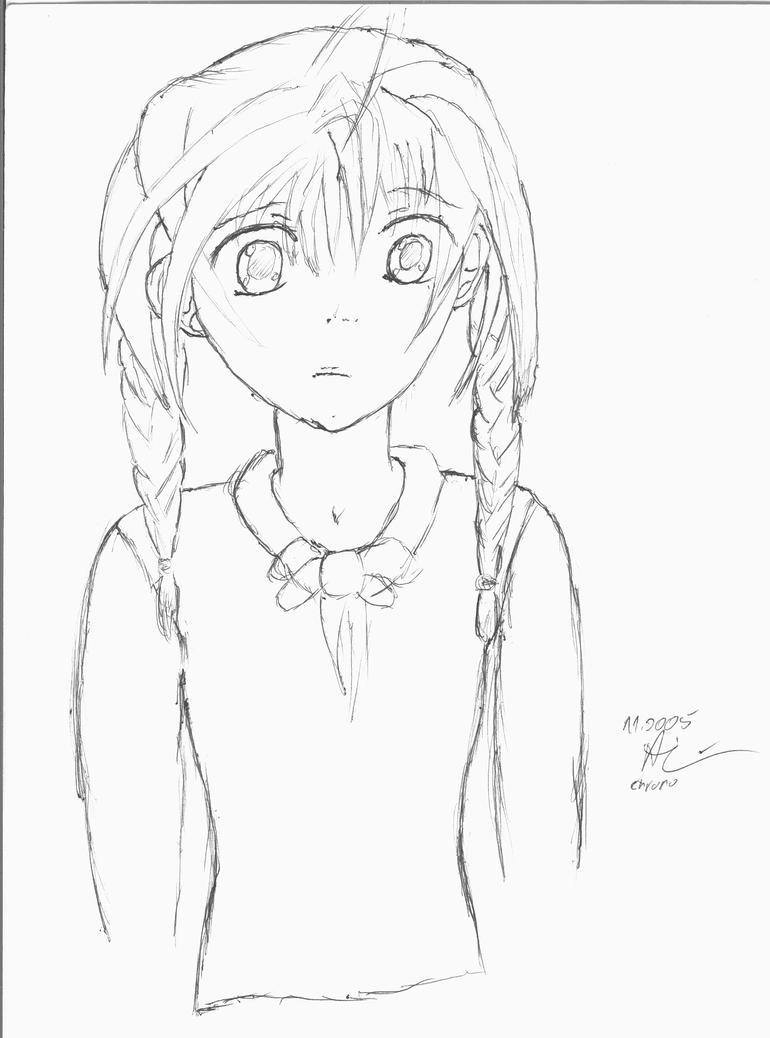 Random Girl by Chron1