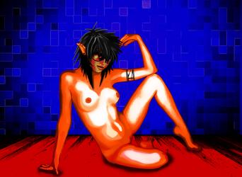 Nina Nude by balonyshow