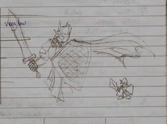 Random Knight