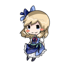 Nansei Project 09 - Alice by CranberryNatsu