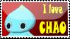 Chao stamp by DarkMetaller