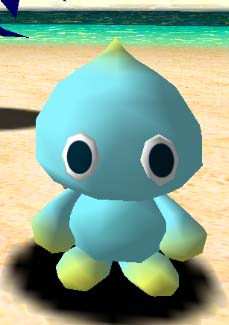 Baby chao - Cheeese like by DarkMetaller