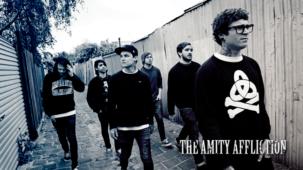 The Amity Affliction Wallpaper 1920x1080 By AlwaysChasingGhosts
