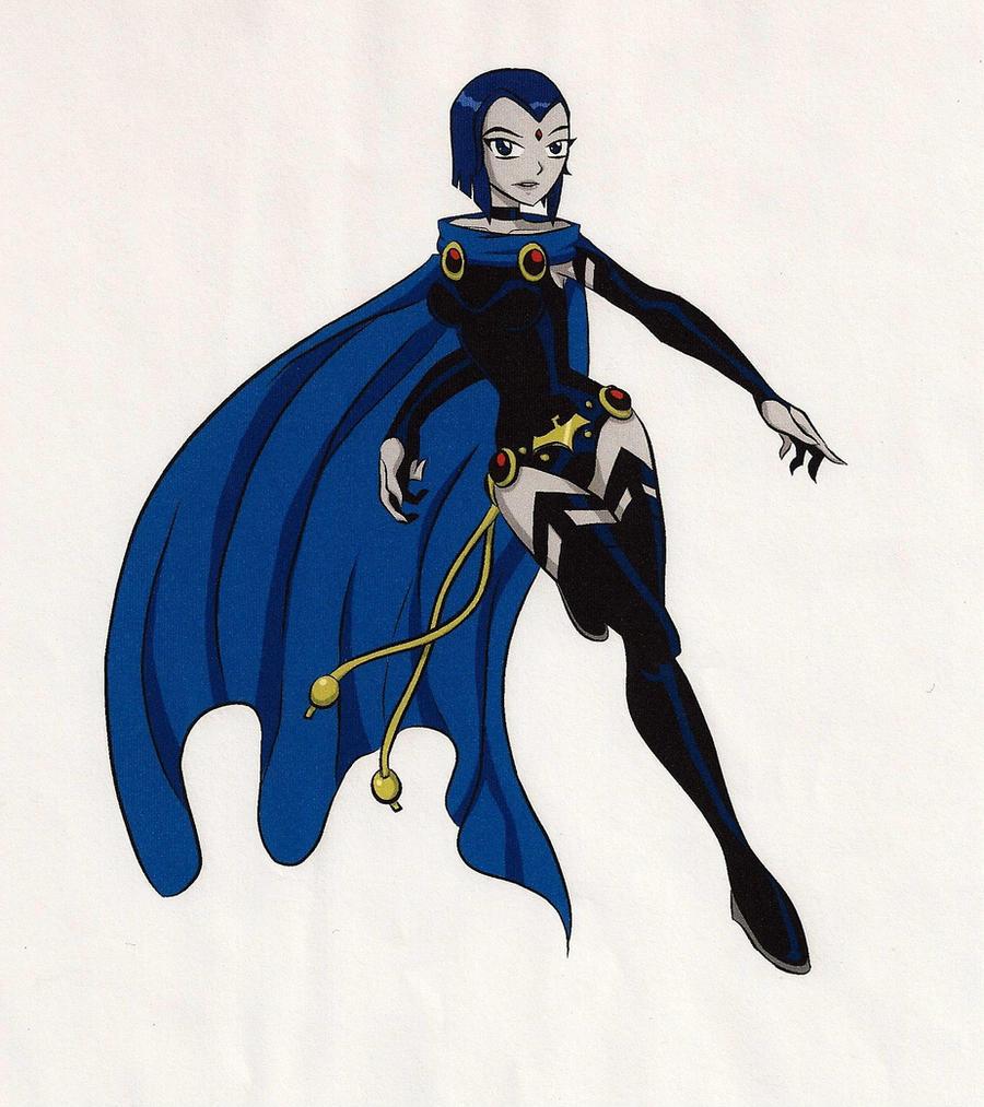 Raven Adult 108