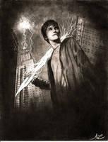Percy Jackson by AshyMashy