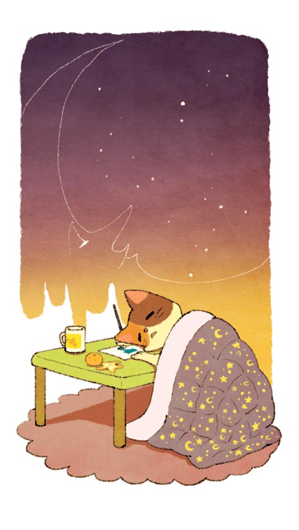 Deep Sleep by fffiesta