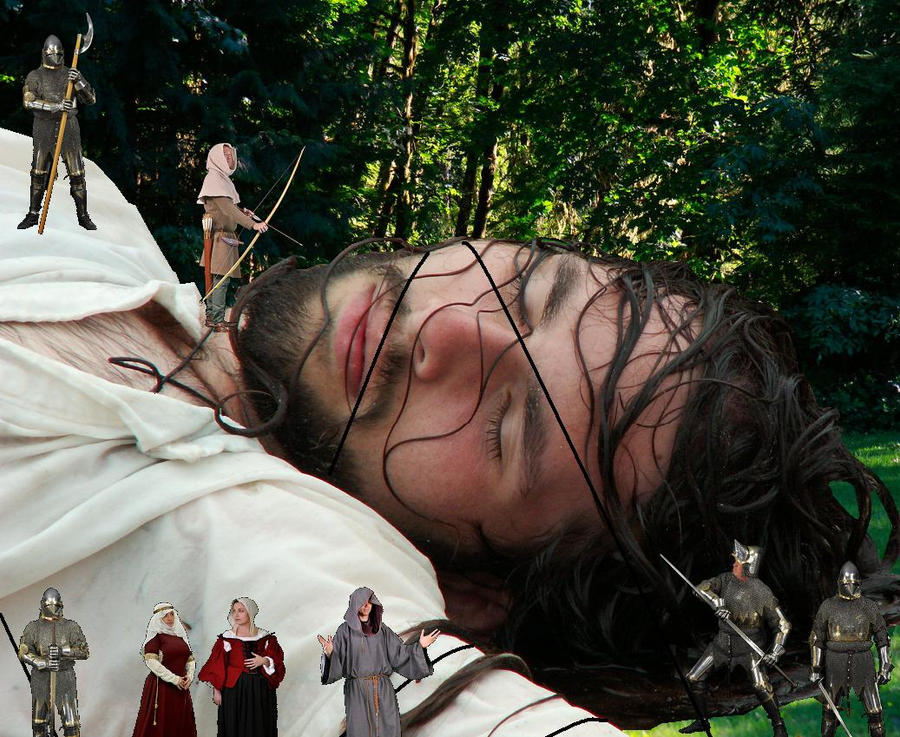 Gulliver S Travels Tied Down