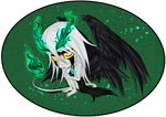 ulquiorra chibi commission by AuroraArchangel369