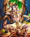 Lucifer as RA