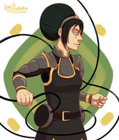 Toph beifong by LonePlanemo
