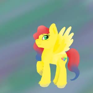 Autism Awareness Pony Adopt (CLOSED)