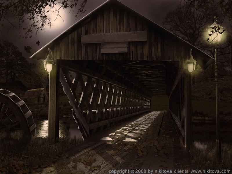 Sleepy Hollow. Bridge by kidy-kat