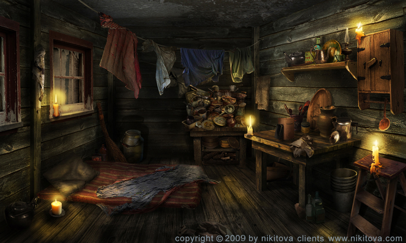 Sweeney Todd Slum by Katie-Watersell