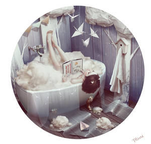 Bath by Katie-Watersell